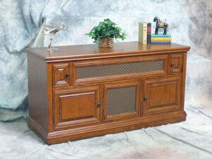 Custom TV Credenza 6232