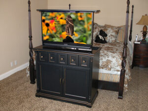 Blake foot of bed TV Lift with swivel
