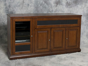 Phoenix P7440 TV Lift, Raised Wood Panel Doors