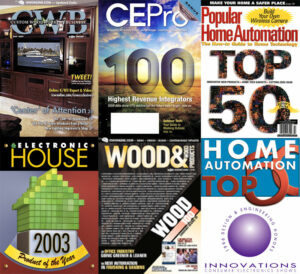 Award Winning Furniture and Industry Accolades